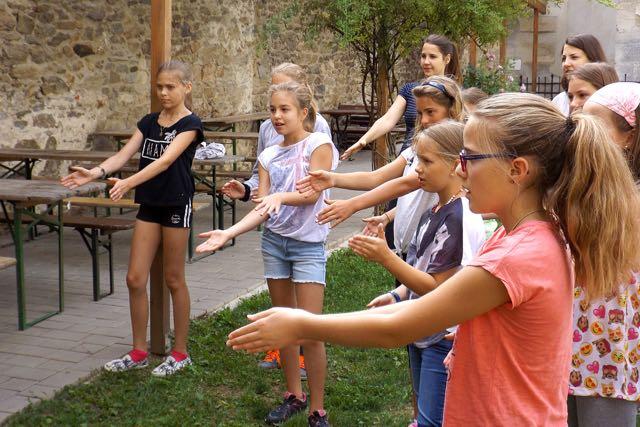 Ferienlager für Mädchen - Schönstattbewegung Mädchen/Junge Frauen Österreich