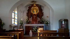 Heiligtum der Schönstattbewegung am Kahlenberg