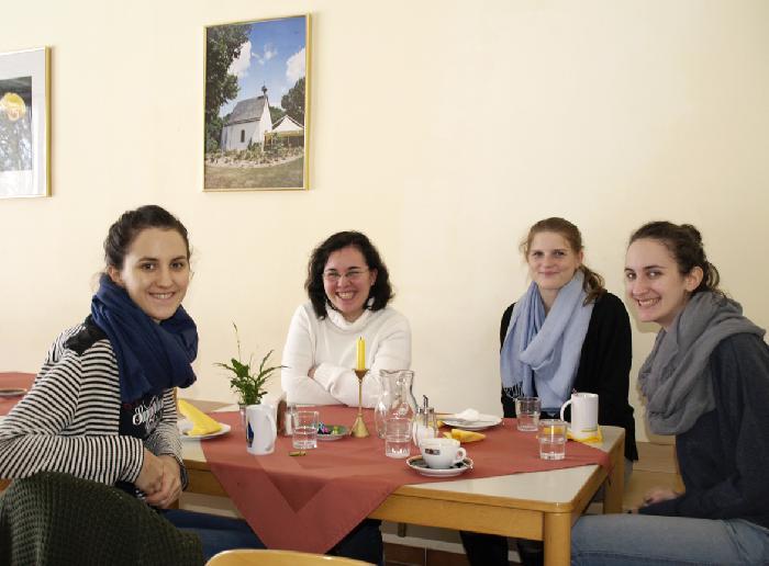Exerzitien für junge Frauen - Schönstatt MJF Österreich