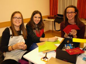 Adventswochenende für Mädchen zwischen 10 und 14 Jahren - Schönstatt MJF Österreich