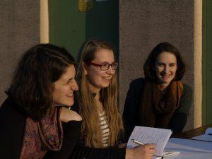 Be cause-Wochenende für Mädchen und junge Frauen