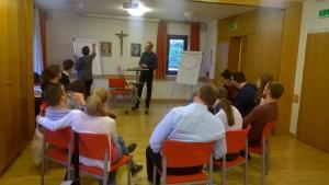 Treffen für junge Paare am Kahlenberg im November 2018