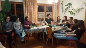Leadershipkurs Teil II der Schönstattmädchenjugend Österreich