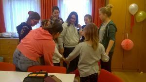 Faschingswochenede der Schönstatt Mädchen und Jungen Frauen Österreich