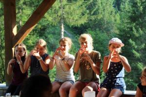 Mädchenlager Marul