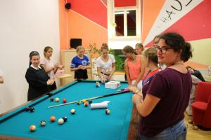großes Mädchenlager in Eggenburg 2019