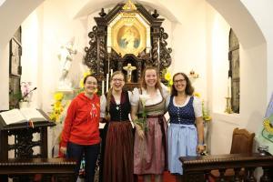 Nacht des Heiligtums in Schönstatt