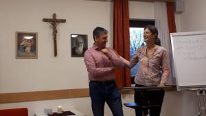 Ehepaar Meister erzählt über Freundschaft