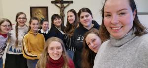 Be cause-Wochenende der Schönstatt Mädchen/Jungen Frauen 2019