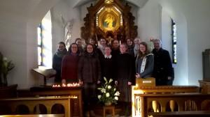 Schweigeexerzitien 2017 - Schönstatt MJF Österreich