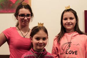 Faschingswochenende 2018, Mädchen/Junge Frauen