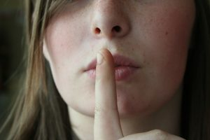 Stille bei den Schweigeexerzitien